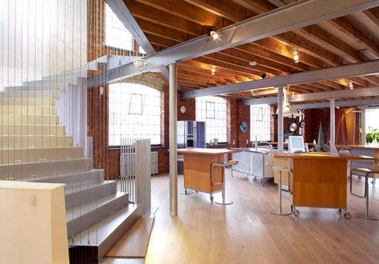 On the market: Victorian factory conversion in Wellingborough, Northamptonshire