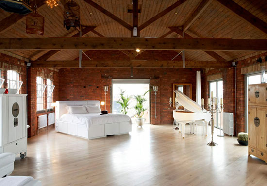 Victorian factory conversion in Wellingborough, Northamptonshire