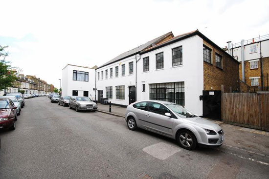 On the market: Four bedroom factory conversion apartment in London SW2