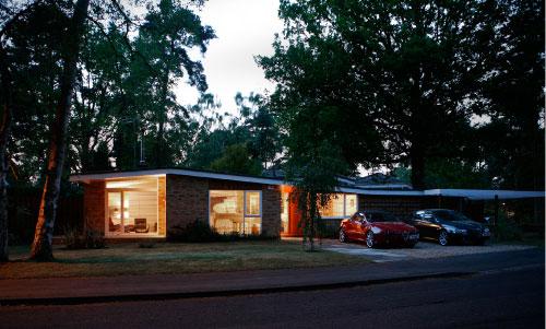Midcentury Renway bungalow in Edgcumbe Park, Crowthorne, Berkshire