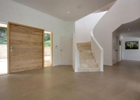 Four bedroom modernist-style property in Fairwarp, East Sussex