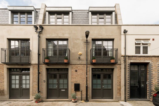 On the market: Matthias Felsch-designed warehouse conversion in London SE23