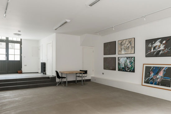 Matthias Felsch-designed warehouse conversion in London SE23