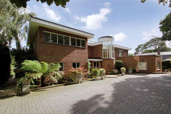 On the market: 1930s Turret House in Kingston-Upon-Thames, Surrey