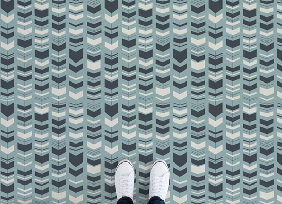 Design spotting: Atrafloor introduces its Retro flooring range