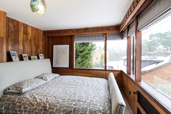 1950s D. Rosslyn Harper midcentury property in Solihull, West Midlands