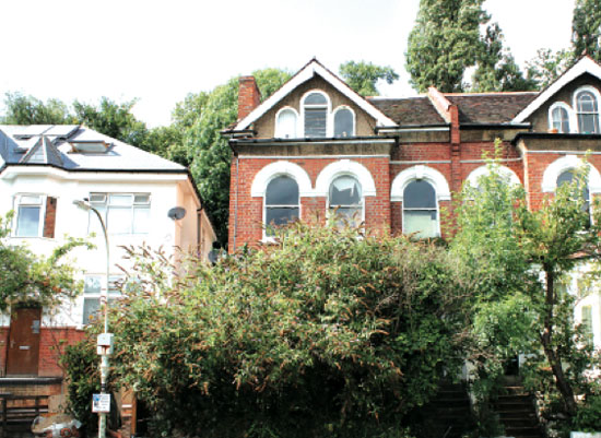 Up for auction: Three-storey property in Stanhope Gardens, Highgate, London N6 – the house where Pink Floyd was formed