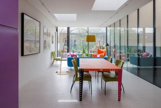 David Adjaye-designed Fog House warehouse conversion in London EC1