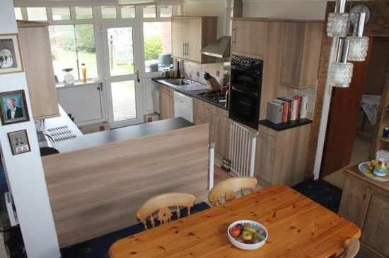 1970s four-bedroom property in Trimley St. Martin, Felixstowe. Suffolk