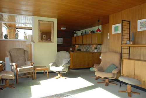 1960s Scan House in Radnor Cliff, Sandgate, Kent