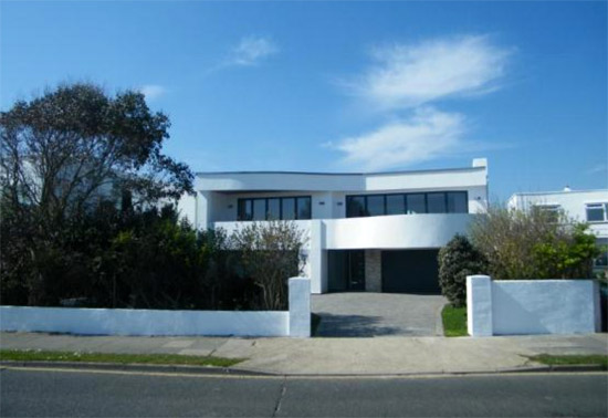 On the market: Contemporary art deco-inspired property in Frinton-On-Sea, Essex