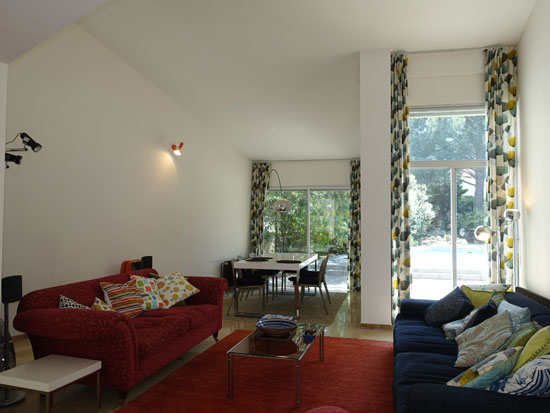 1970s Serge Colas-designed modernist property in Laroque-des-Alberes, Southern France
