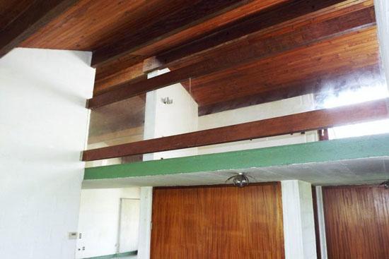1970s André Gomis-designed modernist property near Le Creusot, eastern France