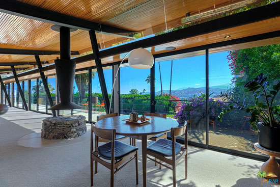 1950s Alexander House by Walter S. White in Palm Springs, California, USA