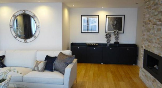 Contemporary art deco-inspired property in Frinton-On-Sea, Essex