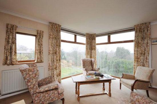Brayton 1960s four-bedroom modernist property in Playford, near Ipswich, Suffolk