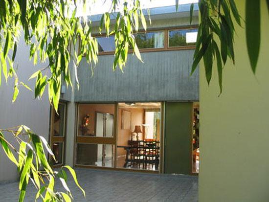 1960s architect-designed modernist house in Lanouaille, Dordogne, France