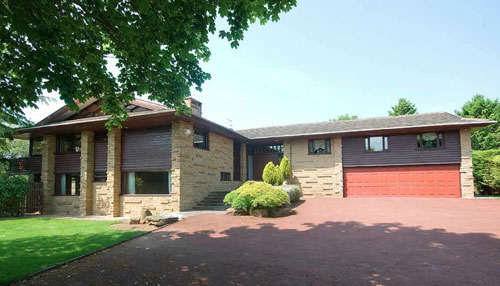 On the market: Deodar – a Frank Lloyd Wright design in Trip Garth, Linton, Wetherby, Yorkshire