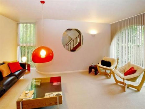 1960s Laurie Abbott-designed three-bedroomed house in Frimley, Surrey