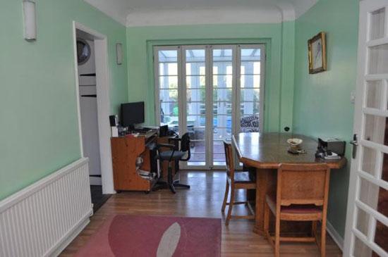 Three-bedroom 1930s art deco property in Frinton-On-Sea, Essex