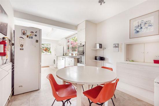 1960s Fry, Drew & Partners midcentury modern house in Kemsing, Sevenoaks, Kent