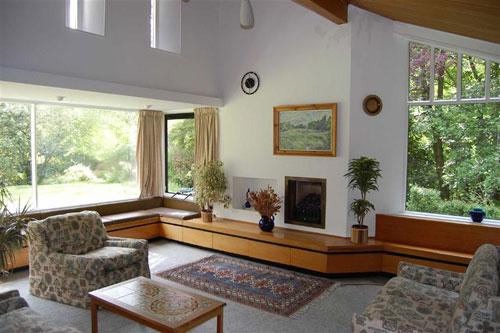 1960s-designed three-bedroomed bungalow in Fulwood, Preston, Lancashire
