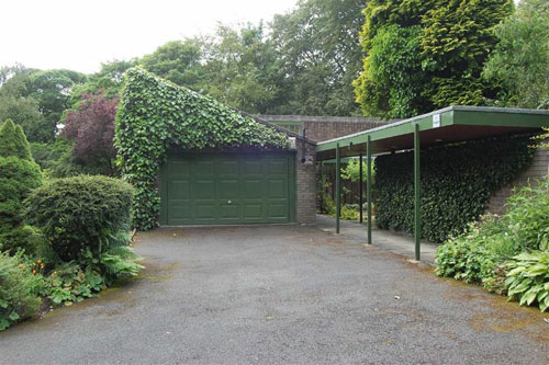 1960s-designed three-bedroomed bungalow in Fulwood, Preston, Lancashire