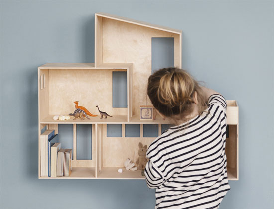 Funkis Doll Shelf by Ferm Living