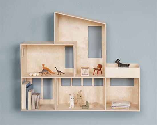 Funkis Doll Shelf by Ferm Living