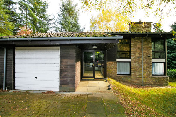 Affordable modernism: 1970s property in Galashiels, Scottish borders