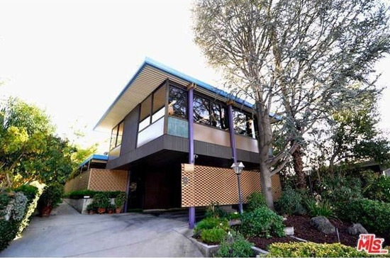 On the market: The Grossman House 1960s midcentury property in Los Angeles, California, USA