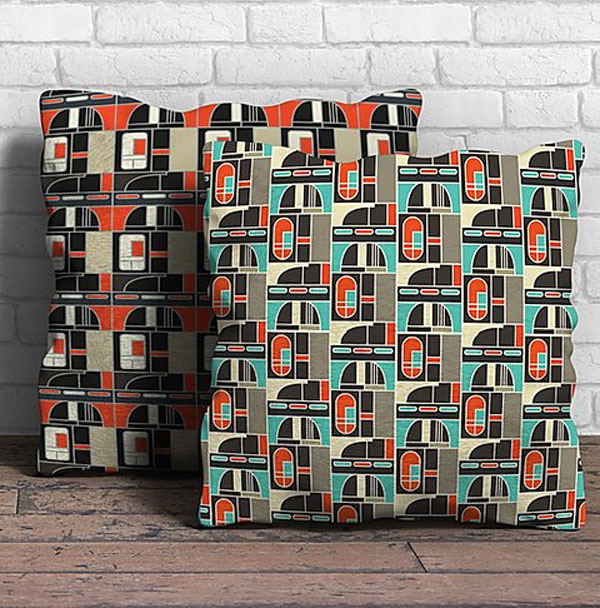 17. Manchester Modernist Collection by Gail Myerscough