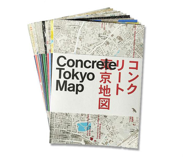 2. Architecture maps by Blue Crow Media