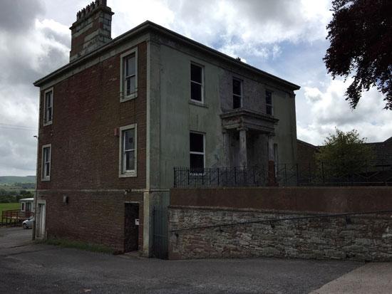 Grade II-listed Georgian property in Aspatria, Cumbria