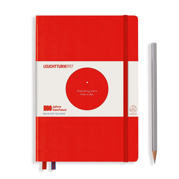 25. Special Edition 100 Years Bauhaus Notebook