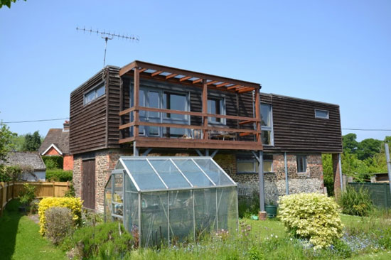 1960s barn conversion in Graffham, Near Petworth, West Sussex