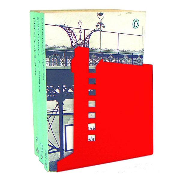 38. Trellick Tower bookends by Susan Bradley Design