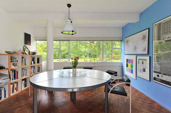 1930s Amyas Connell-designed modernist property in Grayswood, Surrey