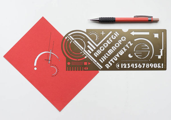 45. Stencils: Arts And Craft, Deco, Nouveau and Bauhaus by Another Studio