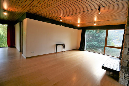 Affordable modernism: 1970s four-bedroom property in Galashiels in the Scottish borders
