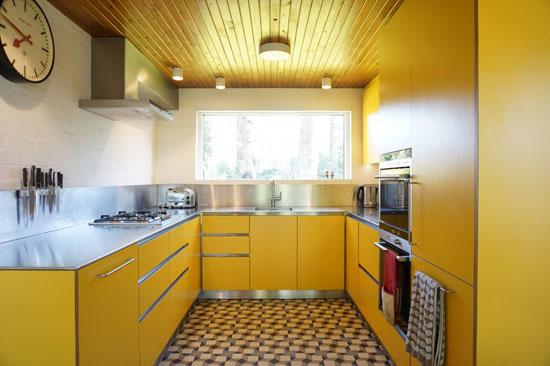 1960s Gordon Nettleton-designed midcentury modern property in Welwyn Garden City, Hertfordshire