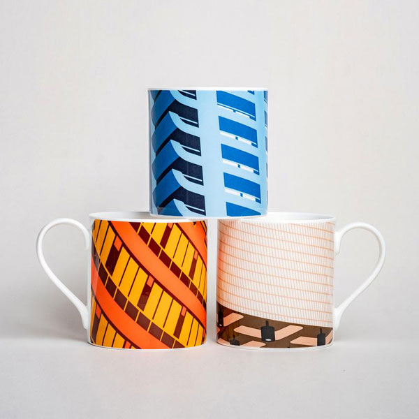 7. Barbican mugs at Dorothy