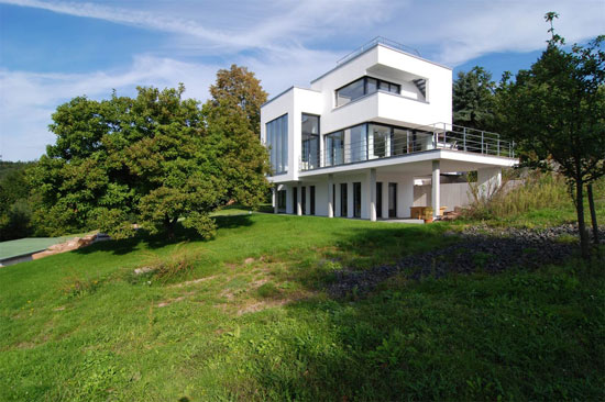 Bauhaus-style villa in Other Hessen, Hessen, Germany