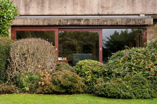 1960s Gerd Kaufmann-designed brutalist property in Stanmore, Middlesex
