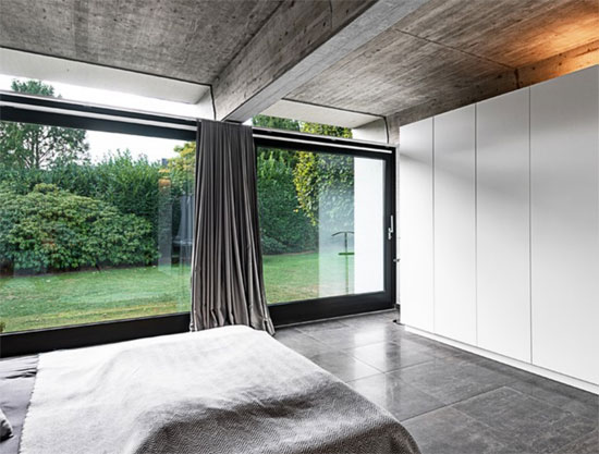 1960s Wolfgang Doring modernist house in Langst-Kierst, Germany