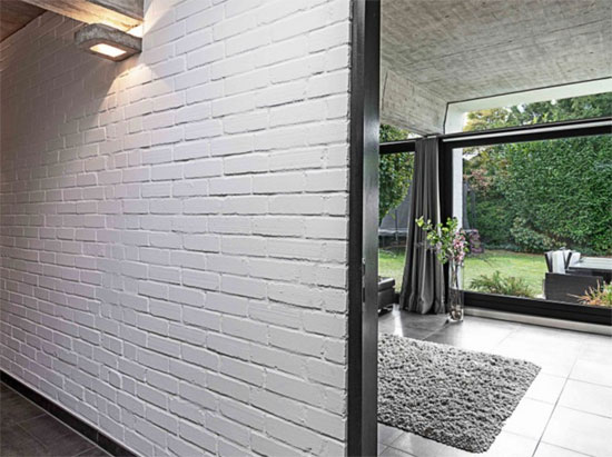 1960s Wolfgang Doring modernist house in Langst-Kierst, Germany