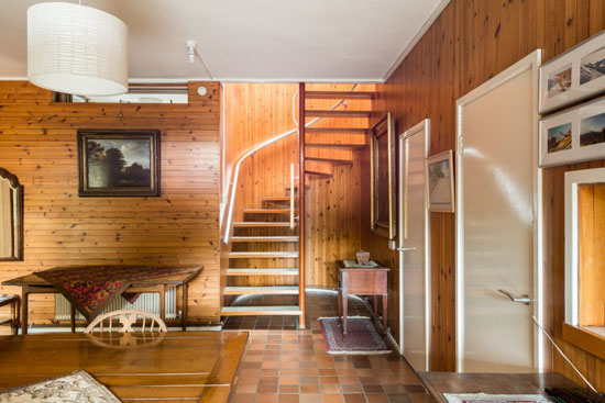 1960s Gerd Kaufmann-designed brutalist property in Stanmore, Middlesex