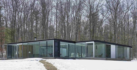 On the market: Michael Bell-designed modernist property in Ghent, New York, USA