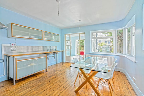 1920s art deco: Three bedroom property in Goring-by-Sea, West Sussex