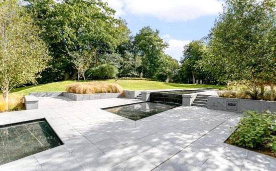 1960s Erno Goldfinger-designed Teesdale House property Windlesham, Surrey